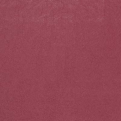 Fabricut Faux Leather 03343 Fuchsia