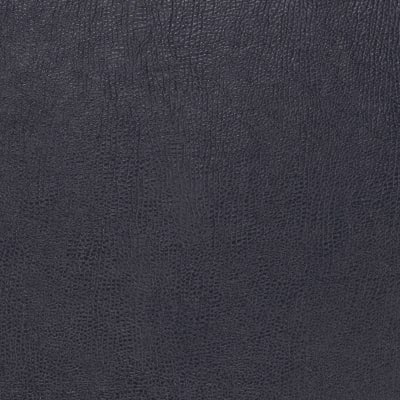 Fabricut 03343 Faux Leather Navy