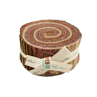 Moda Collections for a Cause Mill Book 1892 2.5 In. Jelly Roll