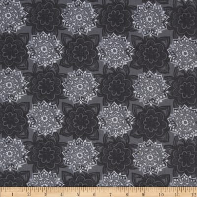 Sondalo Medallion Gray