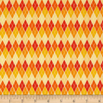Beggar's Bounty Harlequin Orange