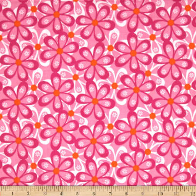 Peralta Packed Floral Pink