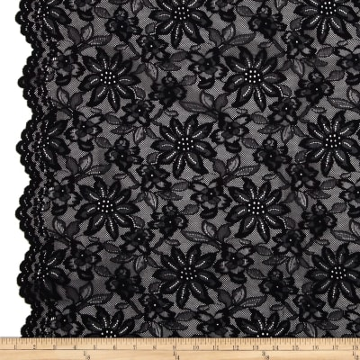 Telio Izabel Lace Black