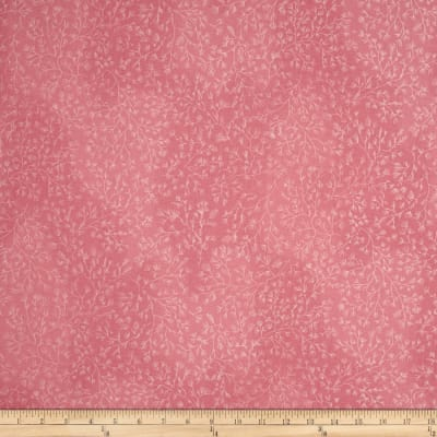 110 In. Wide Quilt Back Pink/Cream