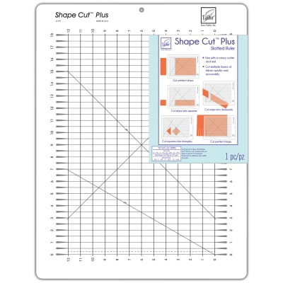 June Tailor Shape Cut Plus Ruler