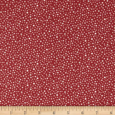 Imperial Dots Cranberry