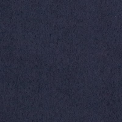 Fabric Merchants Warm Winter Fleece Solid Navy