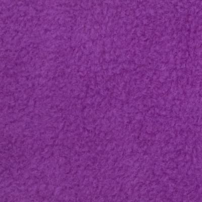 Warm Winter Fleece Solid Lilac