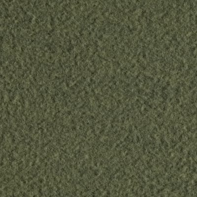 Fabric Merchants Warm Winter Fleece Solid Army Green