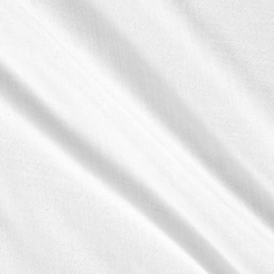 Rayon Voile White