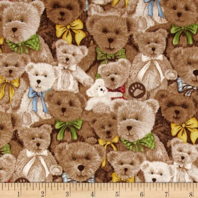 Boyds Bears Packed Bears Multi