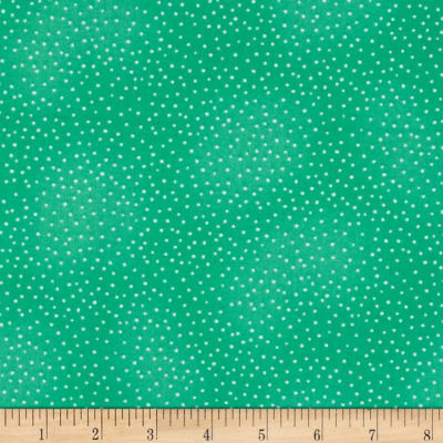 Rudolph and Friends Snowflakes Green