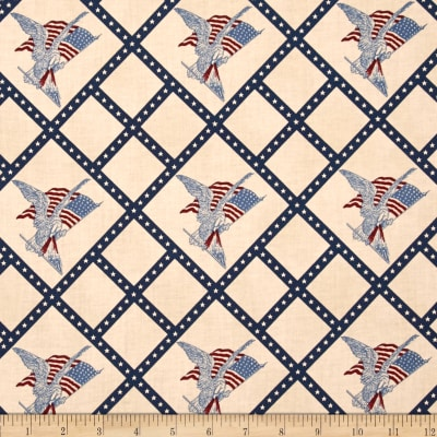 Penny Rose Americana Main Navy