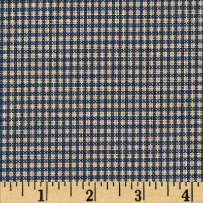 Penny Rose Americana Gingham Navy