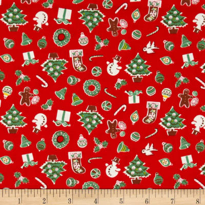 Penny Rose Little Joys Goodies Red