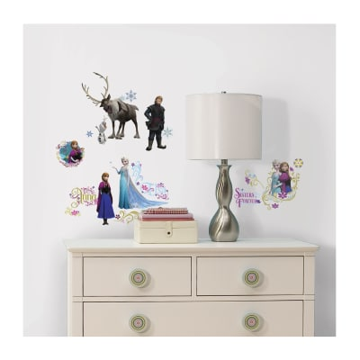Frozen Wall Decals