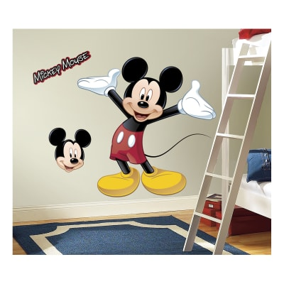 Mickey Mouse Giant Wall Decal