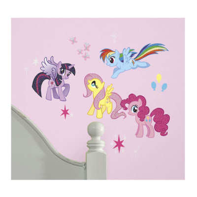 My Little Pony Wall Wall Decals