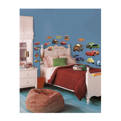 Disney Cars Piston Cup Champ Wall Decals