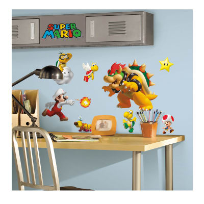 Super Mario Regular Decal