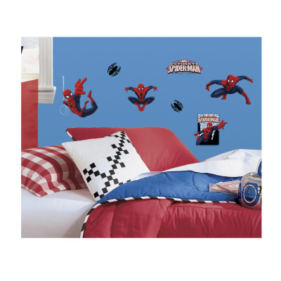 Ultimate Spider-Man Wall Decal