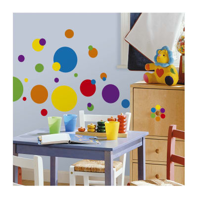 Just Dots Wall Decals/Colors