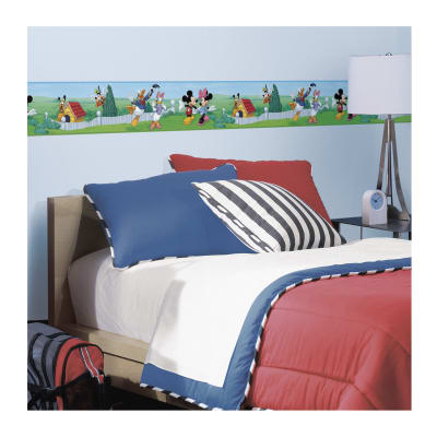 Mickey & Friends Border Wall Decal
