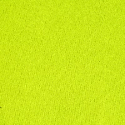 Stretch ITY Matte Jersey Knit Solid Electric Lime