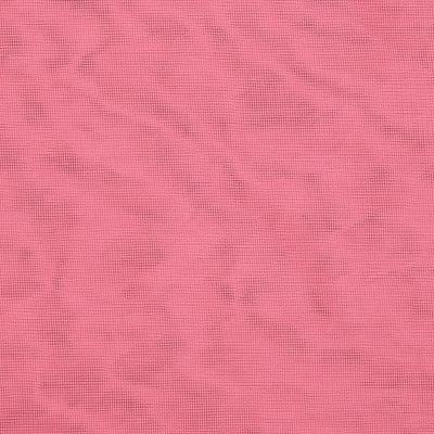 Chiffon Knit Solid Rose Pink