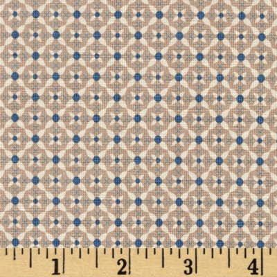 Penny Rose Forget Me Not Criss Cross Tan