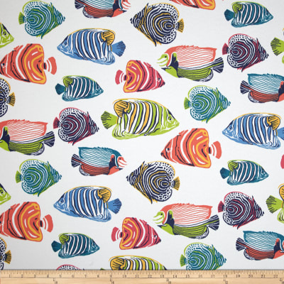 P Kaufmann Indoor/Outdoor Fish Tale Sunburst