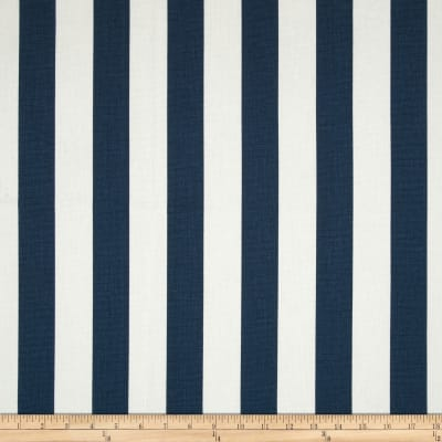 Premier Prints Canopy Stripe Primary Navy