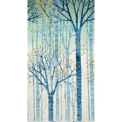 Kaufman Sound Of The Woods Metallic Large Tree Mist