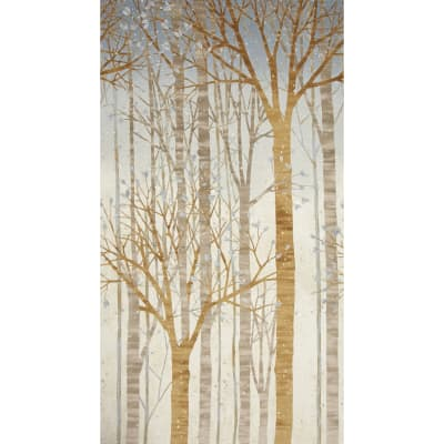 Kaufman Sound of the Woods Metallic Large Tree Shadow