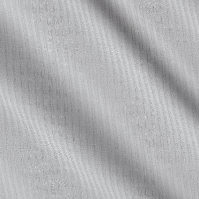 Kaufman Raw & Refined 5 oz. Dobby Small Stripe White