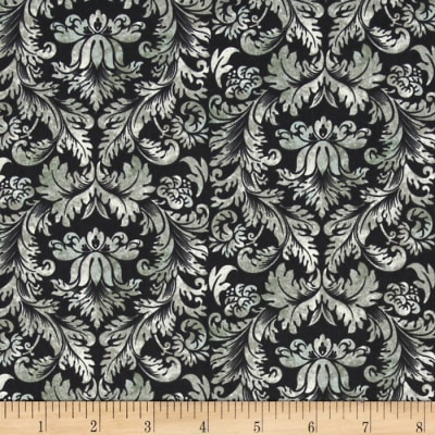 Rue 36 Flourish Fresca Gray