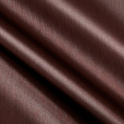 Stretch Satin Organza Brown