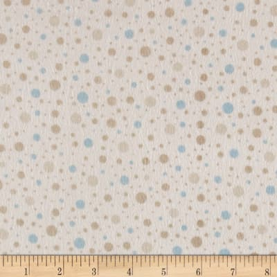 Wise One Flannel Dot Multi
