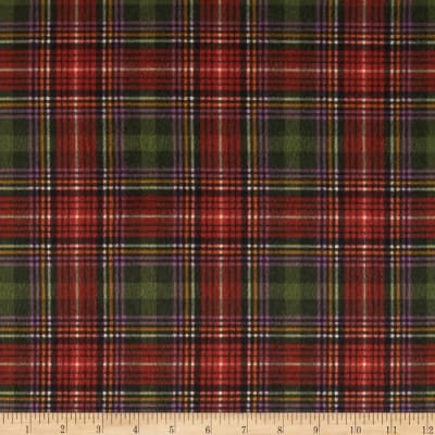 Kensington Flannel Plaid Hunter