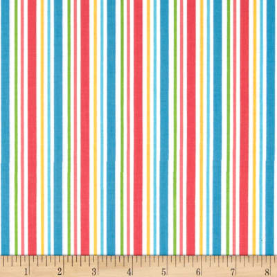 Miss Kitty's Colors Stripe Multi