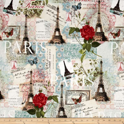 Paris Spring Expo Paris Spring Cream/Multi