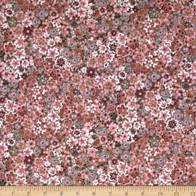 Mary May Metallic Mini Floral Primrose/Gold