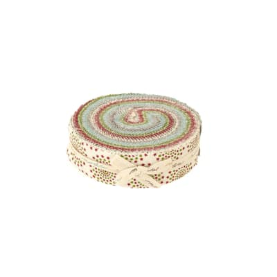"Moda Holly's Tree Farm 1.5"" Honey Buns Multi"