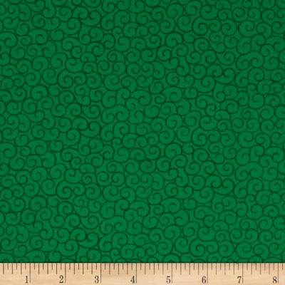 Moda Ho! Ho! Ho! 108 In. Quilt Back Christmas Tree Green