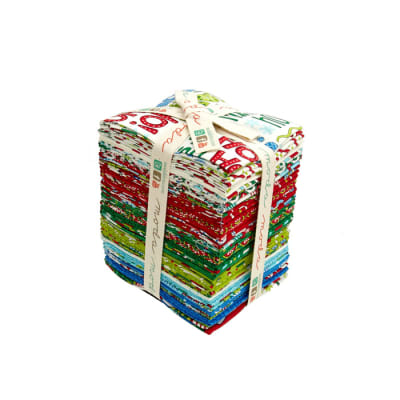 Moda Ho! Ho! Ho! Fat Quarters Multi