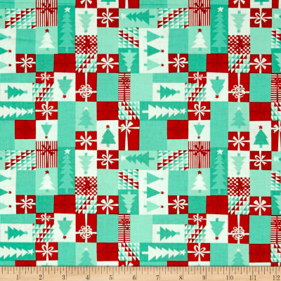 Moda Jingle Patchwork Ice