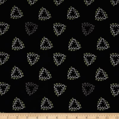 Mojito Small Toss Floral Black