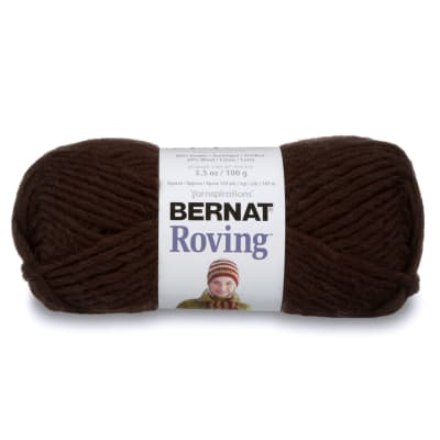 Bernat Unplied Yarn (00012) Chocolate Brown