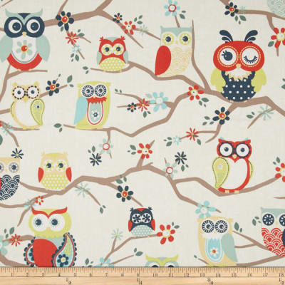 ADORNit Nested Owls Perched Owls Mint