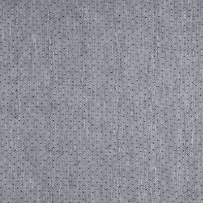 Pure Linen Smoke Blue Pindot